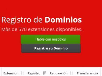 Administración DNS y Redirección Web gratuita con todos los registros