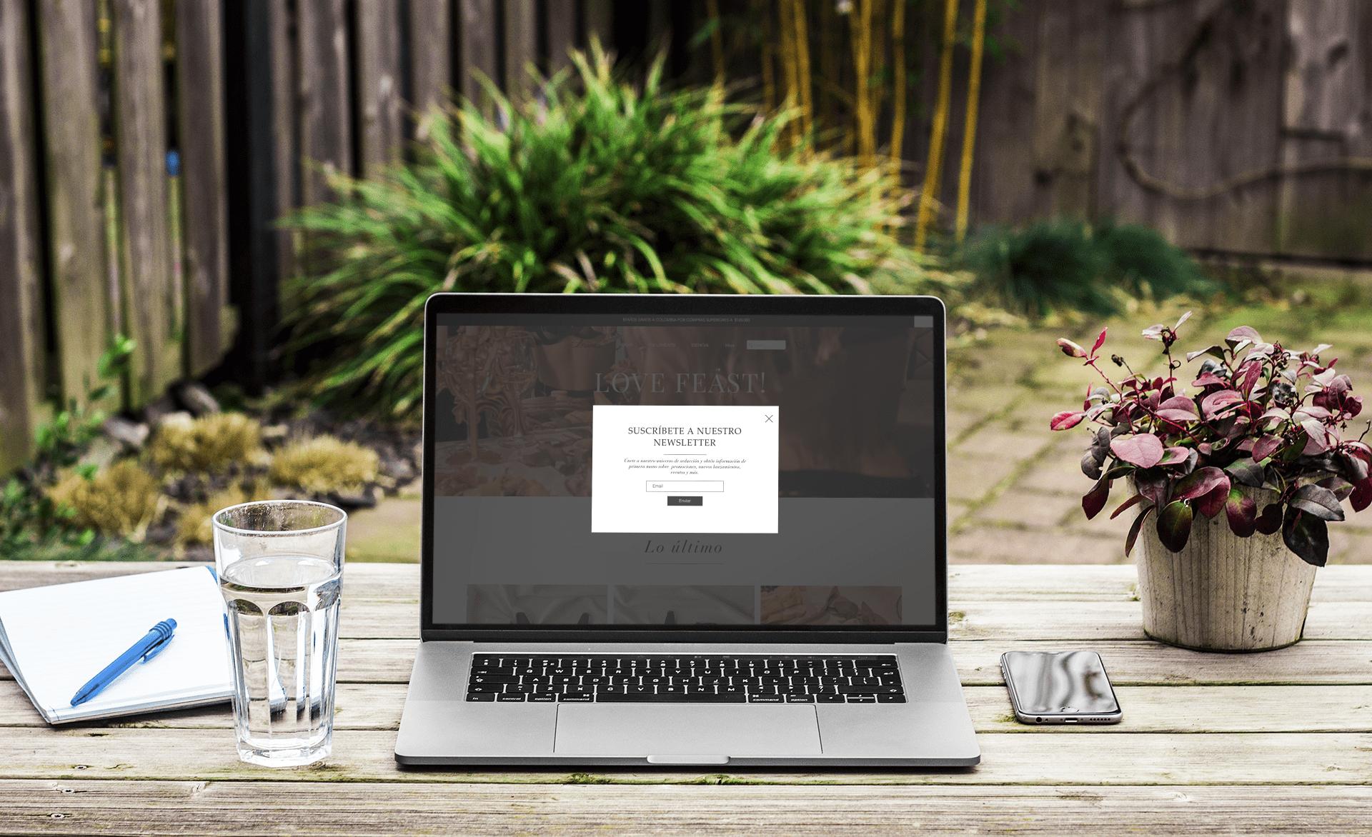 7 Tendencias de popups para tu página web - tienda virtual