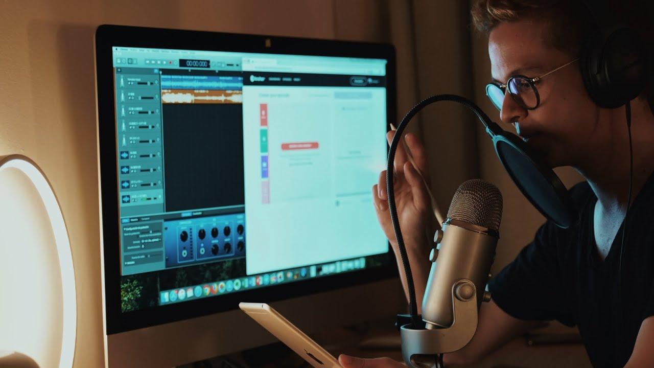 GUIA:  Crea paso a paso tus podcast y dale dinamismo a tu estrategia de marketing