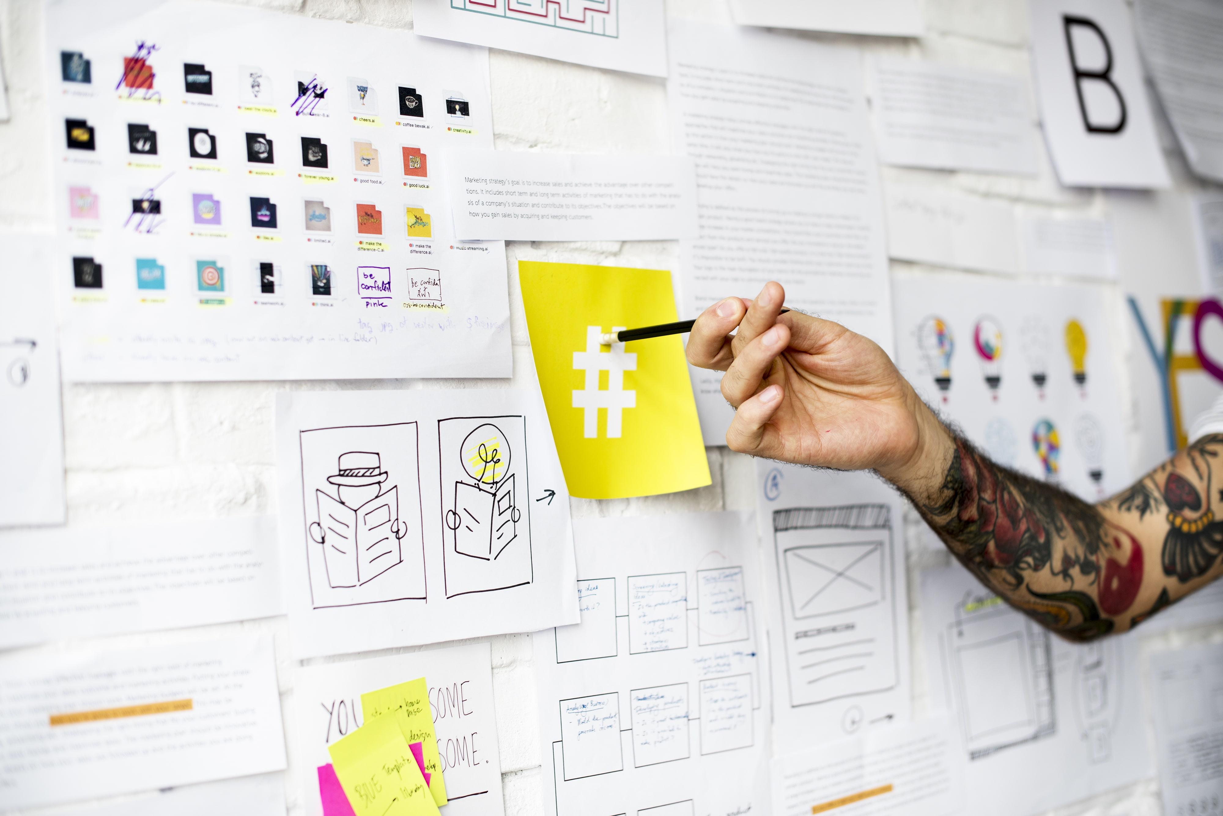 ¿Cómo posicionar tu contenido acompañándolo con el uso de hashtags?